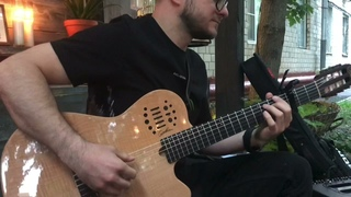 Владимир Пресняков/Ludovico Einaudi - Замок из дождя + Una Mattina (Spivakovski mashup)