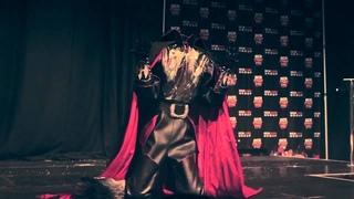 EuroCosplay 2014 Performance Bulgaria Dora as The Headless Horseman from Sleepy Hollow