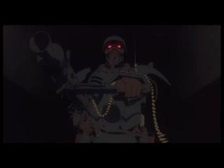 Perturbator- Death Squad. ([AMV]Jin Roh  The Wolf Brigade)
