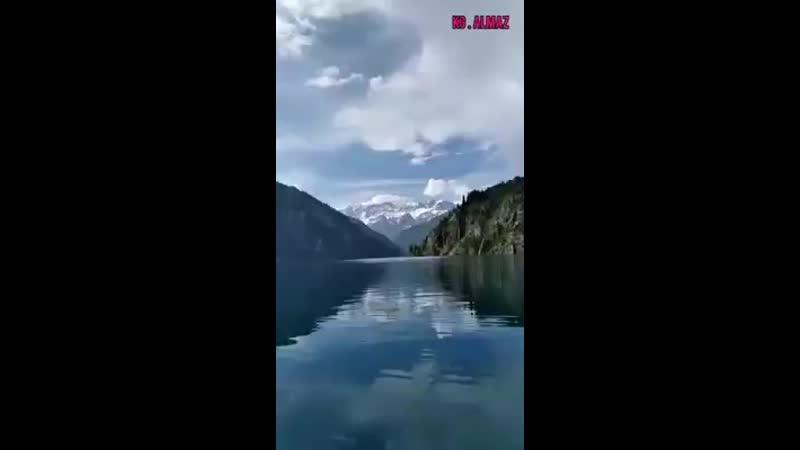 Аскат Алиев Озеро Сары Челек Кыргызская Республика mp4