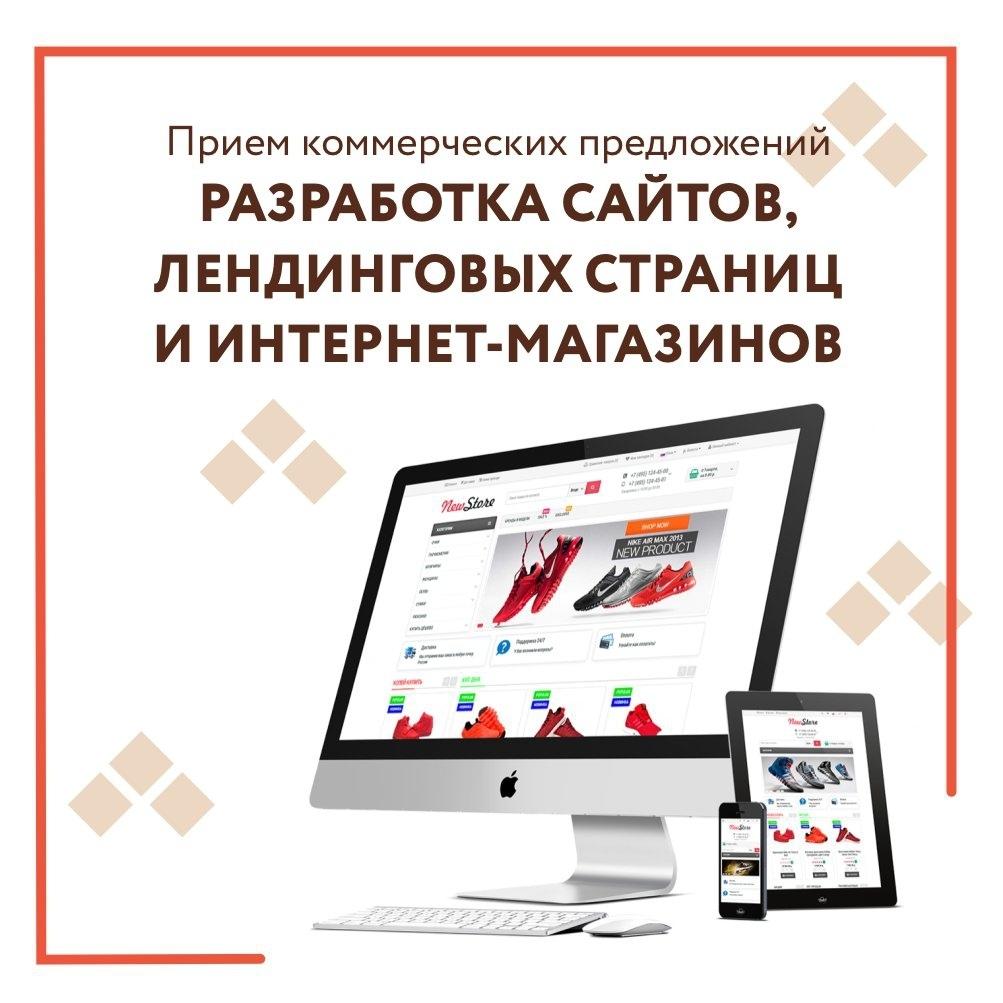 Предприниматели могут получить финансовую поддержку для создания сайтов и интернет-магазинов
