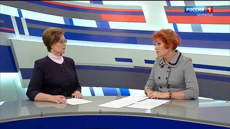 Интервью с зам директора департамента здравоохранения Еленой Островских