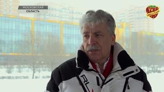 Широкая Масленица в Совхозе имени Ленина