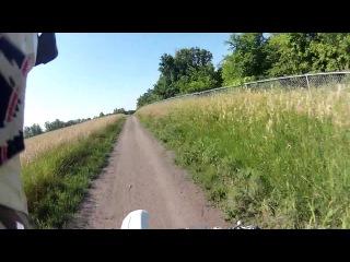 GoPro vs Drift HD Ghost Action Cam  Dirtbike and Jetski Helmet Cam