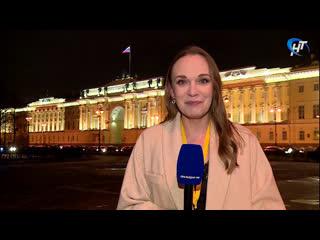 Корреспондент НТ Арина Аксенова поделилась впечатлением от пресс-конференции Владимира Путина