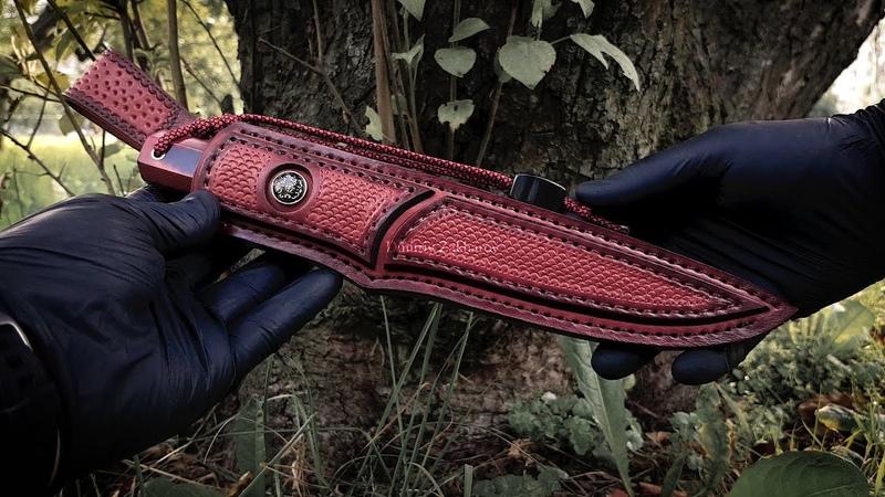 Новый нож из стали N690