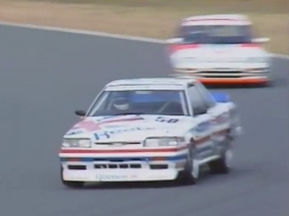 Jtc intertec group a 1989 at fuji international speedway.