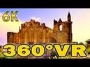 360° VR Gazimagusa Old Town Famagusta City Walk Video Visit North Cyprus 6K 3D Virtual Reality HD 4K