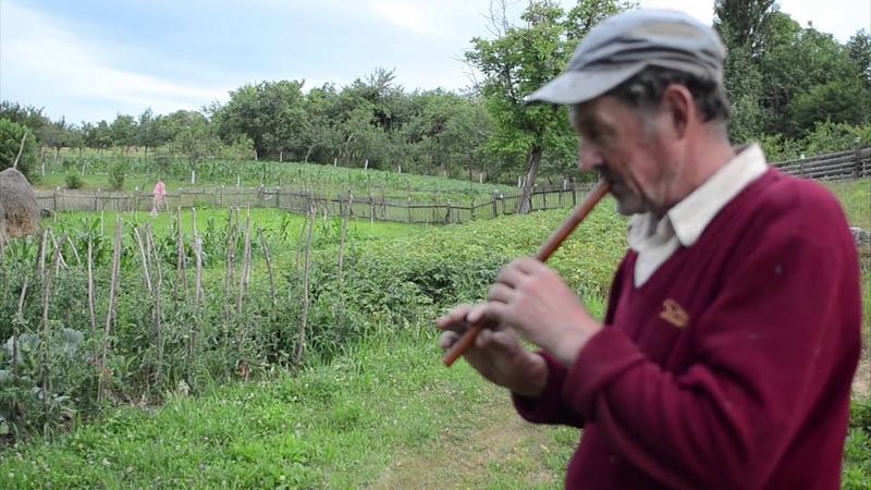 Traditia satului Salajean fluier