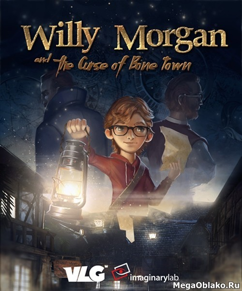 Willy Morgan and the Curse of Bone Town (2020/RUS/ENG/MULTi7/RePack)