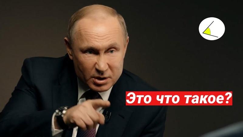 Истерика Путина в новом интервью Единой России больше не будет Суд над директором ФБК
