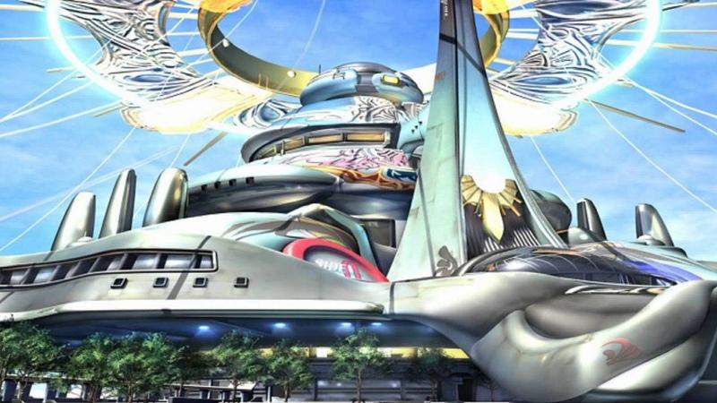 Let's Listen Final Fantasy VIII Balamb Garden Extended