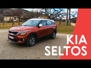 Смотри  новый Kia Seltos: детальный обзор от первого лица