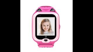 Детские умные часы с видеозвонком и GPS  Smart Baby Watch Wonlex KT22