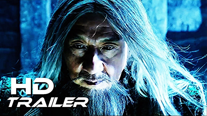 THE IRON MASK Official Trailer 2020 Arnold Schwarzenegger Jackie Chan Movie HD