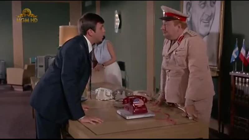 Доктор Голдфут и девушки бомбы