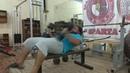 Training № 73 Жмем лёжа после месячного перерыва 08 08 2019 Ateks Motivator