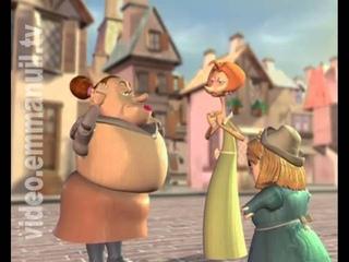 мультфильм Веммикс. Зеленый нос