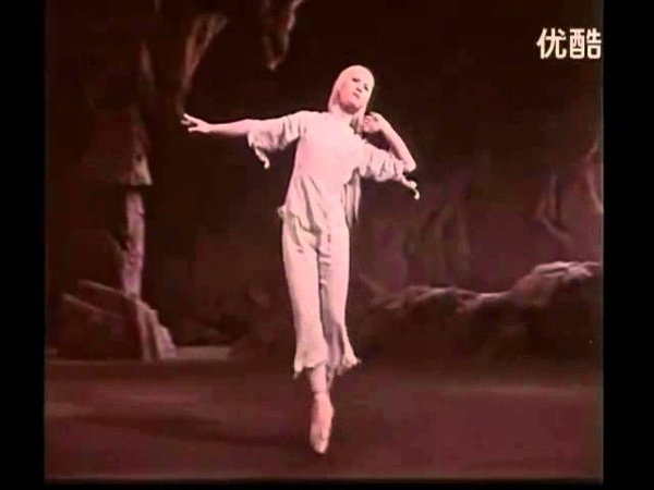 Chinese Ballet-The White Haired Girl 白毛女 Excerption Pt2