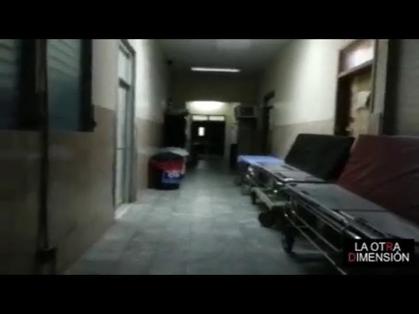 Призрак врача преследует заснявшего его человека