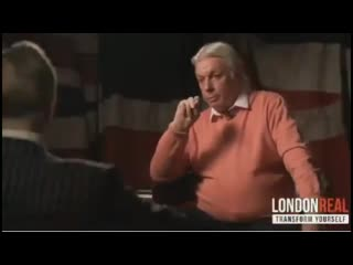 David Icke with Brian Rose III Interview - London Real