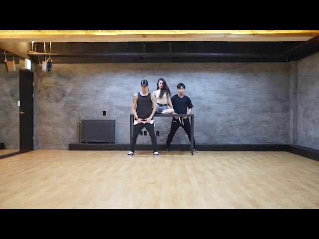 Sunmi Gashina Mirrored Dance Practice 선미 가시나 안무 거울모드