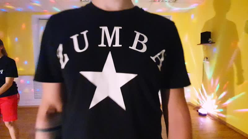 Zumba - Te Mueves, ТСК Рэгтайм