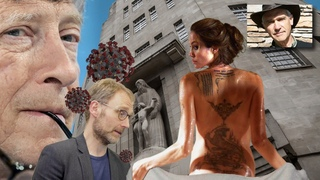 BBC & Bill Gates Want Angelina Jolie to Educate Children, Do You? with Special Guest David Hawkins