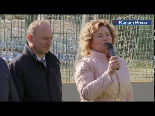 Спортивный праздник посвящённый памяти Всеволода Боброва