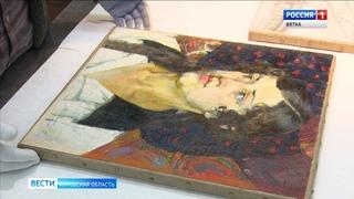 Вятский художественный музей отправит русский авангард в «Ельцин Центр»(ГТРК Вятка)