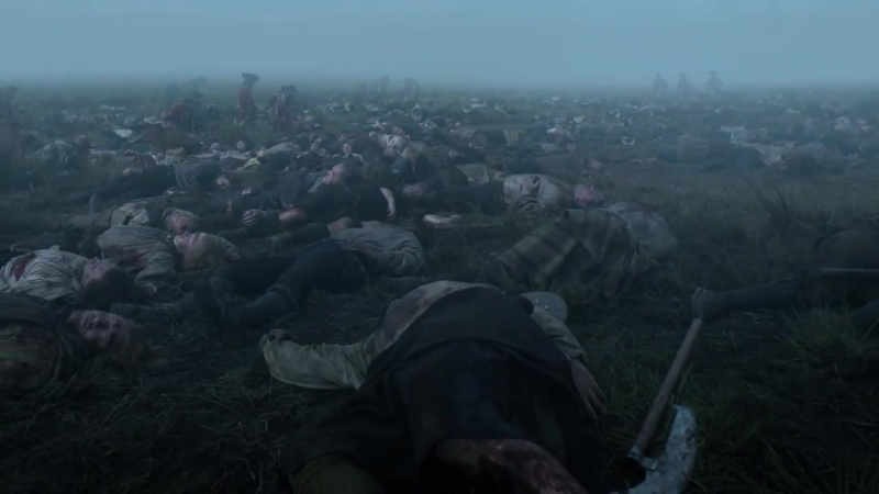 Visual Effects_ The Battle of Culloden