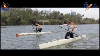 La técnica de canoa, con Marcel Glavan y Germán García