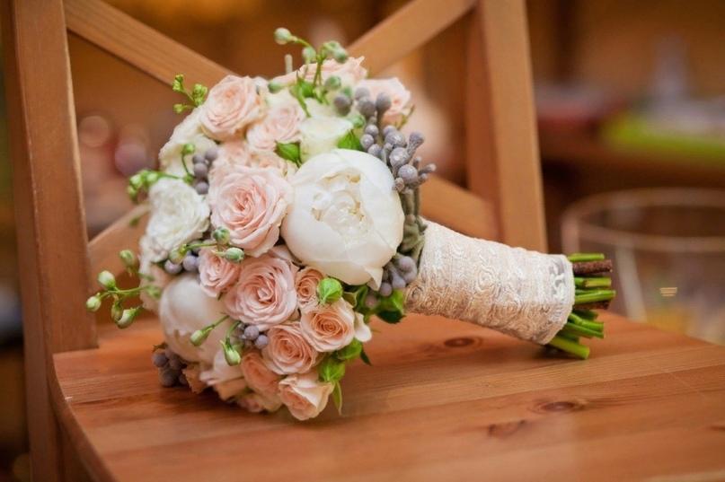 Приметы о букете невесты.