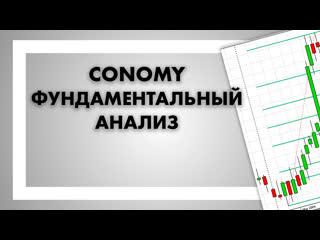 Conomy. Фундаментальный анализ