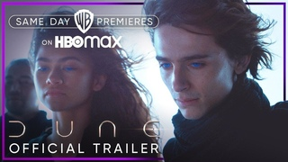 Dune | Official Trailer | HBO Max