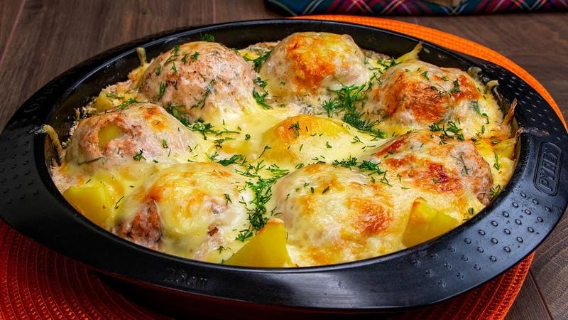 Решено с сегодняшнего дня готовлю картошку только так Попробуйте не пожалеете