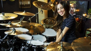 DREAM THEATER - PULL ME UNDER - DRUM COVER BY MEYTAL COHEN