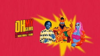 Mr Eazi & Major Lazer (feat. Nicki Minaj & K4mo) - Oh My Gawd Dance Video