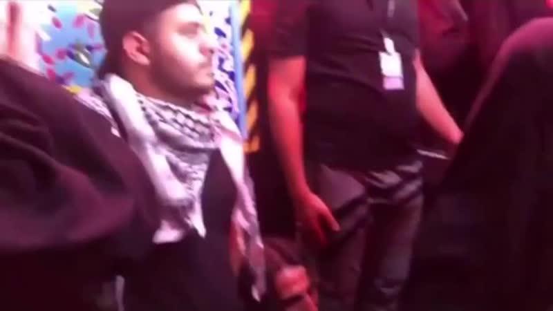 تقرير الصحفيه البريطانية عن زيارة الاربعين الامام الحسين عليه السلام شاهد الفيديو للاخير 360P