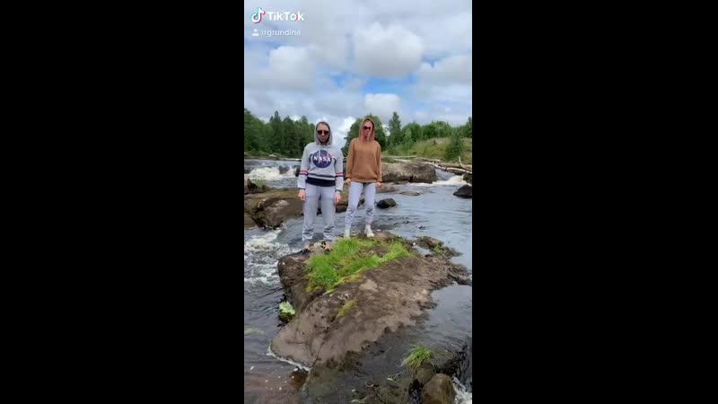 Река Водла в Tick tock