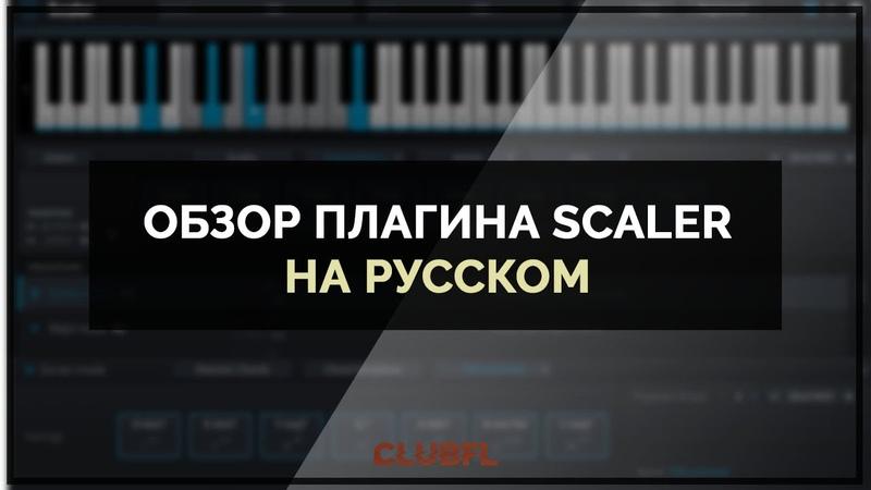 Русский обзор плагина Scaler - Лучший помощник для музыкантов