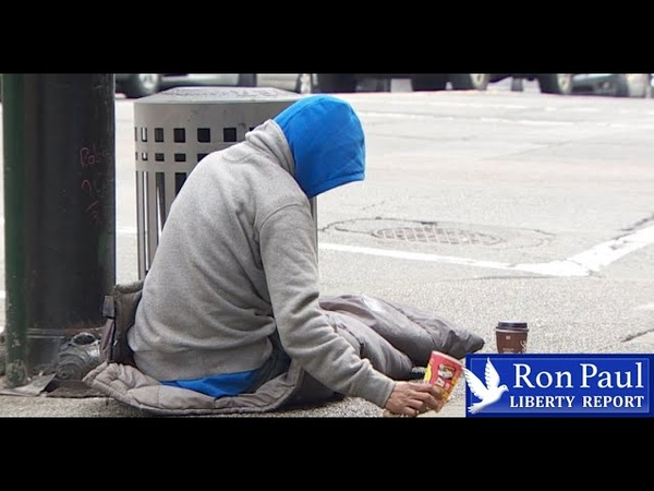 Unemployment: Record Low. Homelessness: Record High. Something's Fishy.