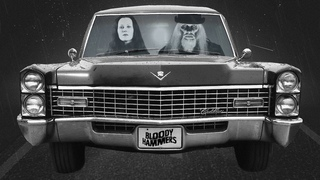 BLOODY HAMMERS - A Night to Dismember (Official Video)   Napalm Records