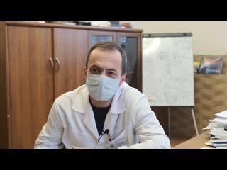 Анатолий Касатов, главврач Краевой больницы о ситуации с Covid-19