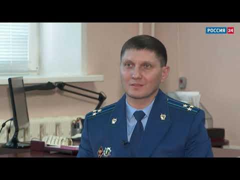 Красноярский природоохранный прокурор Александр Лосев об экологически сложных точках на карте