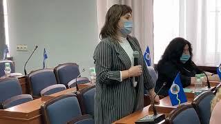 LIVE Бердянск   Заседание комиссии по вопросам выдачи паспортов привязки на Ярмарке 2021