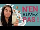 Mauvaise nouvelle sur les laits végétaux… Amandes, Soja, Noix de cajou, Coco, etc