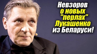 """Невзоров о новых """"перлах"""" Лукашенко из Беларуси!"""