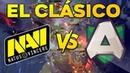 NA`VI vs ALLIANCE EL CLÁSICO OF DOTA 2 LEIPZIG MAJOR 2020 DreamLeague 13