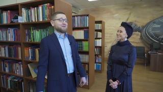 Ильдар АЛЯУТДИНОВ. Муфтий Москвы. Борода и укороченные брюки стали трендом, но это не суть Ислама.